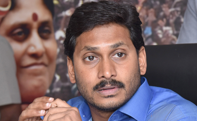 YS Jagan Mohan Reddy Takes On Chandrababu Naidu