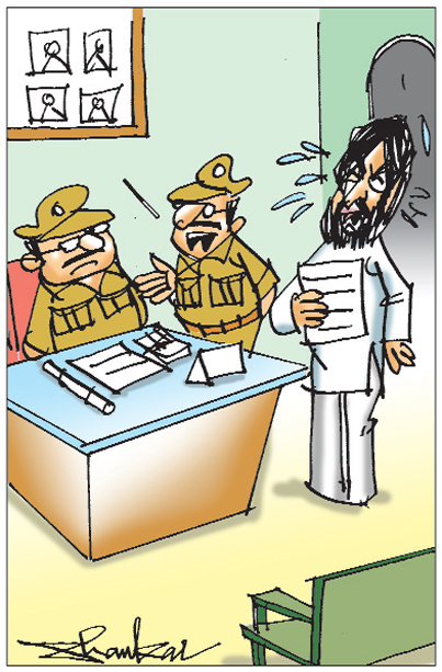 Sakshi Cartoon 25-03-2019