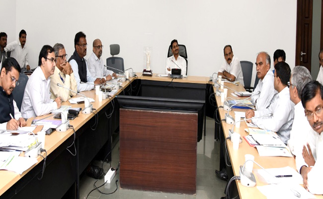 Forest Environment Departments Review Meeting