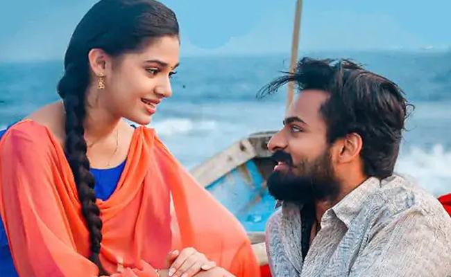 Vaishnav Tej And Krithi Shetty To Repeat On Screen CHemistry In Another Movie