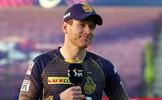 IPL 2021: Eoin Morgan Gets Fine Rs 12 Lakhs For Slow Over Rate