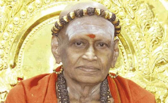 Madurai Adheenam pontiff passes away - Sakshi
