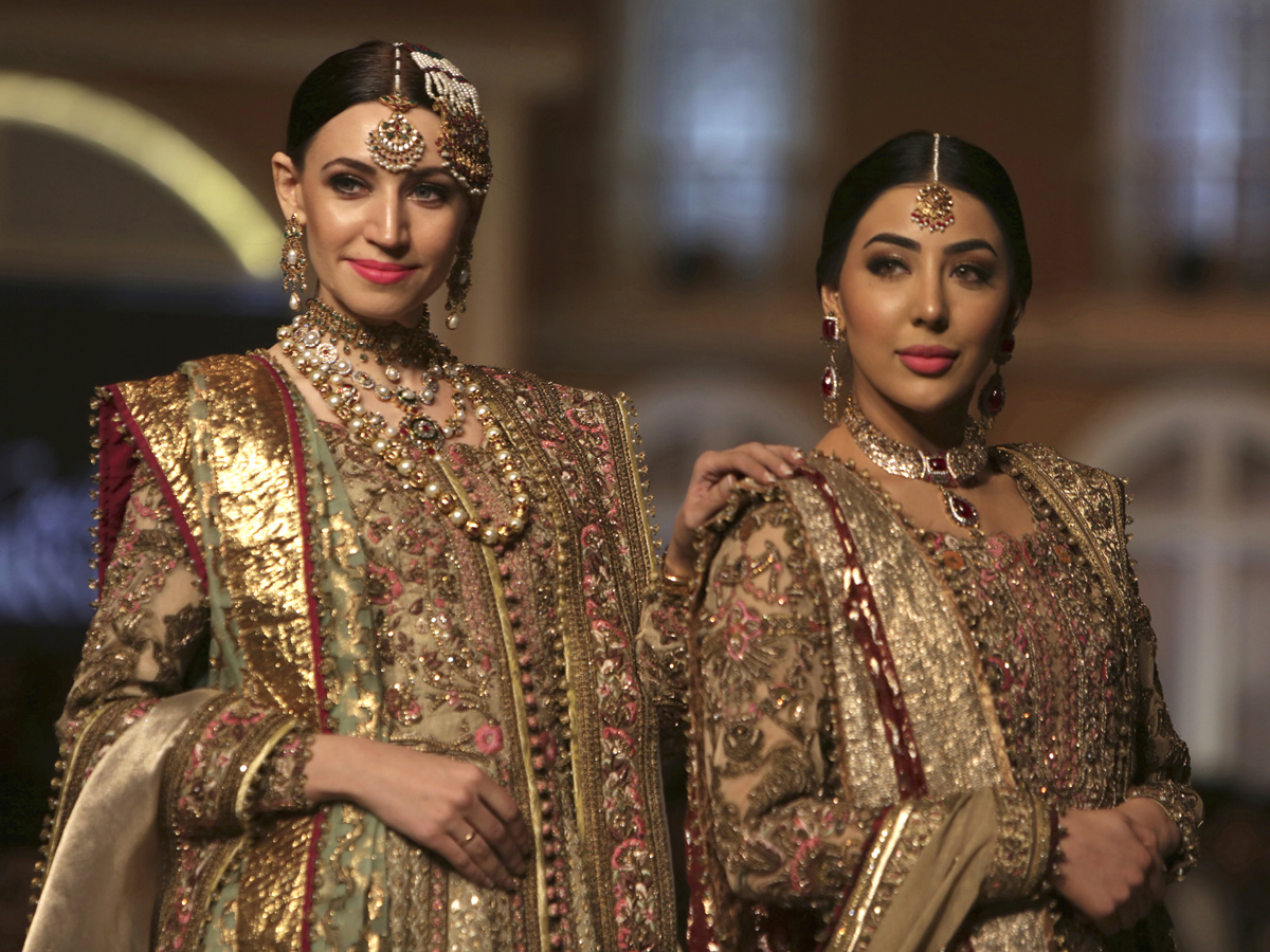 Pantene pakistan fashion week 40