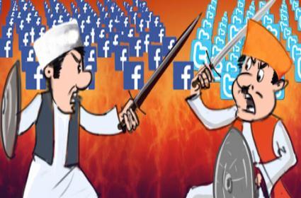 Siddaramaiah vs Yeddyurappa Inside Their Social Media War Rooms - Sakshi