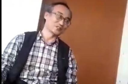 South Korean Man Gets Leave India Notice - Sakshi