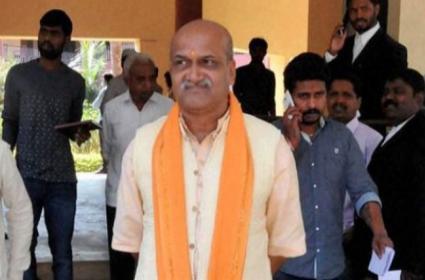 Nine Years After Mangaluru Pub Attack: Pramod Muthalik acquitted - Sakshi