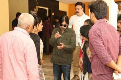 Tollywood Film Industry Meeting At Annapoorna Studios - Sakshi