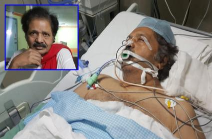 Red Star Madala Rangarao Suffering With Critical Illness - Sakshi