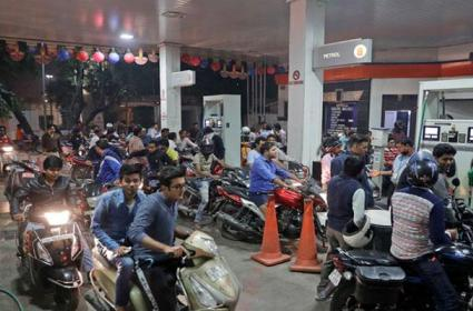 Petrol, Diesel Prices Touch All Time High  - Sakshi