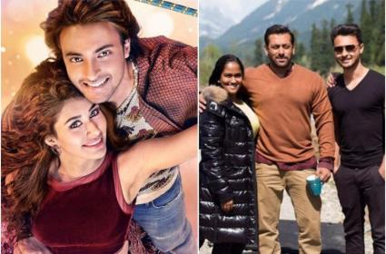 Salman Khan Brotgher in Law Aayush Sharma Movie Loverathi Opposed By VHP - Sakshi