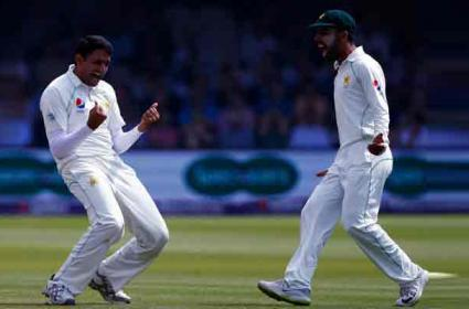 Pakistan Won By 9 Wickets Against England - Sakshi