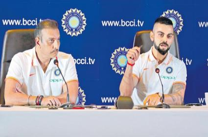 Missing county cricket a blessing in disguise: Kohli - Sakshi