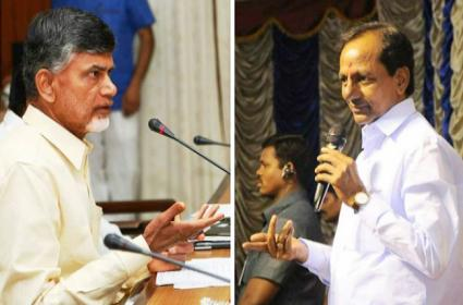 KCR Comments On Chandrababus Development Propaganda - Sakshi