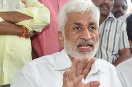 Elections May Come At Anytime Says Vijiayasai Reddy - Sakshi