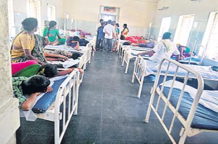 80 people are sick with food poison - Sakshi