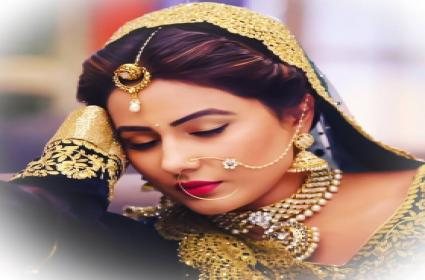 Hina Khan Has Been Accused Of A Jewellery Fraud - Sakshi