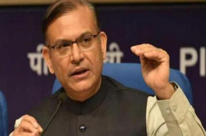 Jayant Sinha Criticized By Opposition In Lok Sabha - Sakshi