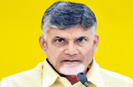 CM Chandrababu with media about No Confidence Motion - Sakshi