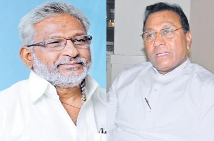 YSRCP Former MPs Fires on CM Chandrababu  - Sakshi