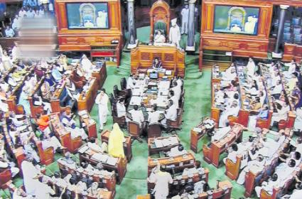 TDP failure to fight for AP in No-confidence motion at Parliament - Sakshi