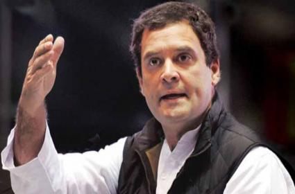 Rahul Gandhi Says Congress Leaders Learn From BJP RSS - Sakshi