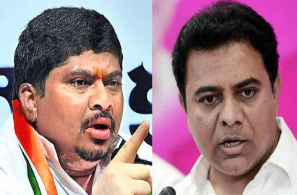 Ponnam Prabhakar Slams Minister KTR And TRS Leaders - Sakshi