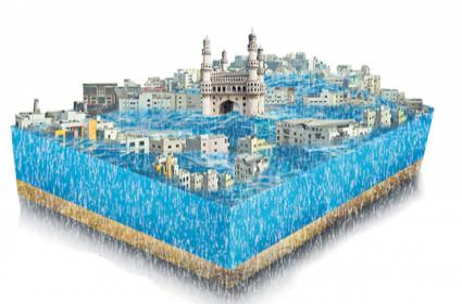 Hyderabad May Be Damaged Due To Heavy Rains - Sakshi
