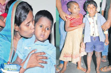 Police detained kidnappers and guard the boy - Sakshi