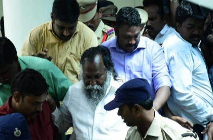 Congress Former MLA Jagga Reddy In Police Custody  - Sakshi