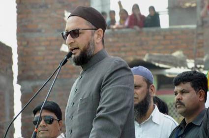 Ordinance On Talaq Unconstitutional Says Asaduddin Owaisi - Sakshi