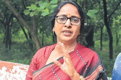 Ladli Media Award to Professor Malleshwari - Sakshi