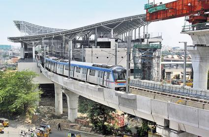 MGBS Metro Station In Bigger Than Asia Stations - Sakshi