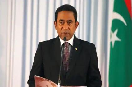 Editorial Column On Maldives President Elections - Sakshi