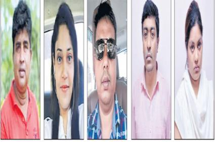 Cyber crime scam in the Name of Women Escort Services - Sakshi