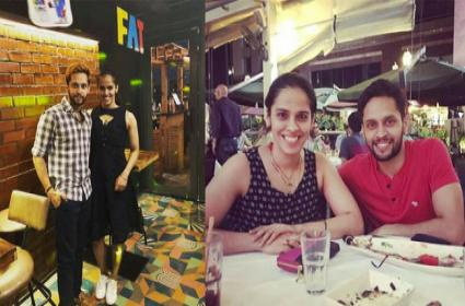 Saina Nehwal and Kashyap To Tie The Knot In December  - Sakshi