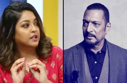 Tanushree Dutta said Nana Patekar Was Harassed Me - Sakshi