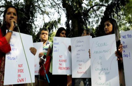 Sexual harassment on maid servants - Sakshi