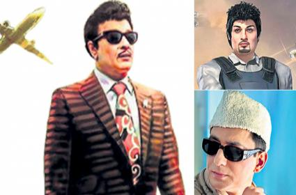 MGR biopic to mainly focus on his theatre days - Sakshi
