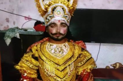 Amritsar Train Accident Dalbir Singh Played The Role Of Ravana Died - Sakshi