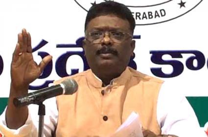 Uprising Against Congress Leader Dasoju Sravan Kumar In His Own Party - Sakshi