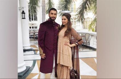 Deepika Padukone Ranveer Singh Got Married - Sakshi