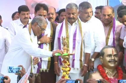 YSRCP Leaders Slam Chandrababu In Chittoor - Sakshi