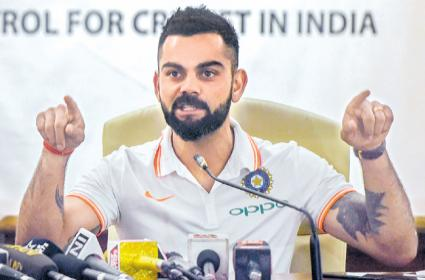 Virat Kohli hopes for quiet tour of Australia - Sakshi