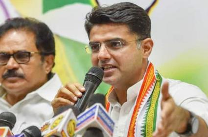 Sachin Pilot To Contest From Tonk - Sakshi