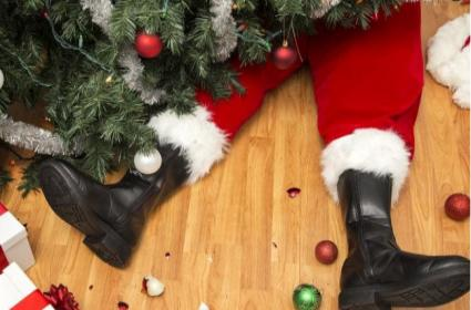 Heart Attacks Most Likely To Happen On Christmas Eve - Sakshi
