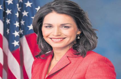 Tulsi Gabbard Eyes Are On 2024 US Presidential Election - Sakshi
