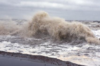 Cyclone Phethai Weakens Deeply In its Path To Odisha - Sakshi