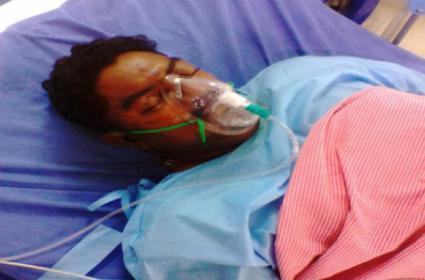 Kalvakuntla Kavitha Ready To Help A Poor Man Treatment - Sakshi