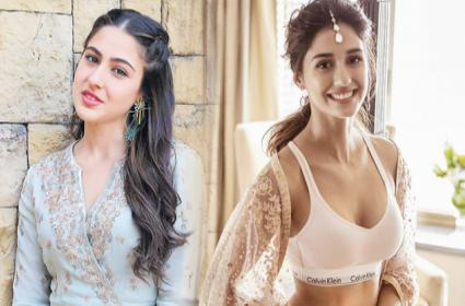 Not Disha Patani, Sara Ali Khan to romance Tiger Shroff in Baaghi 3  - Sakshi