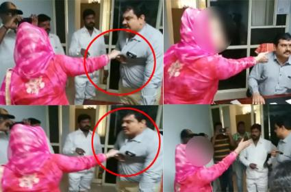 A Woman Employee Made Harassing Allegations Against Tarnaka Narayana College Dean - Sakshi